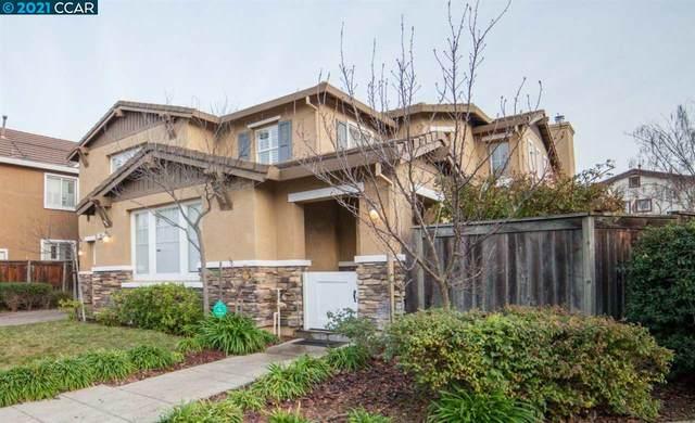 160 Maritime Ter, Hercules, CA 94547 (#CC40933373) :: The Sean Cooper Real Estate Group