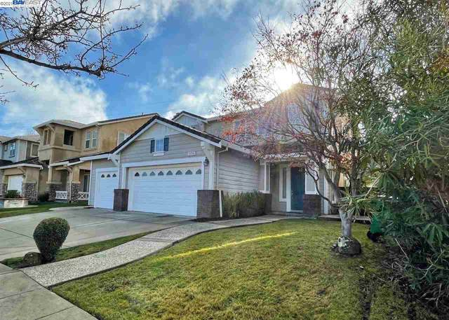 25701 Crestfield Dr, Castro Valley, CA 94552 (#BE40934028) :: Schneider Estates