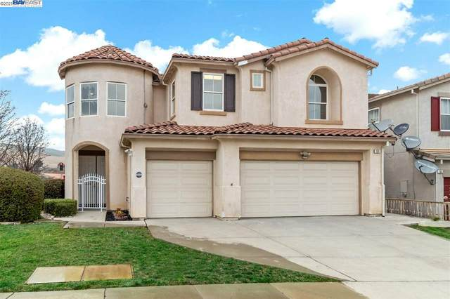 191 San Tomas Dr, Pittsburg, CA 94565 (#BE40933154) :: Intero Real Estate