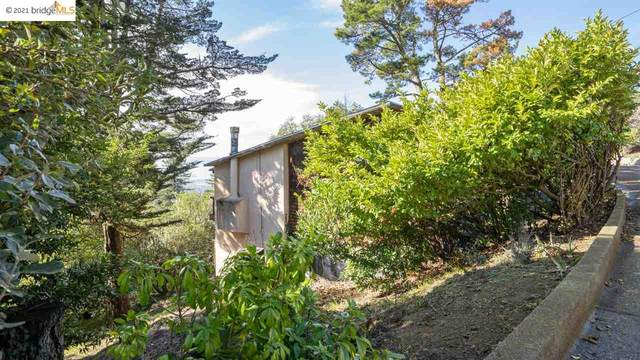 1390 Summit Rd, Berkeley, CA 94708 (#EB40934100) :: The Sean Cooper Real Estate Group