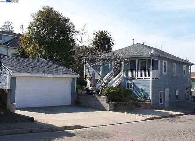 314 Richardson St, Martinez, CA 94553 (#BE40934108) :: Intero Real Estate