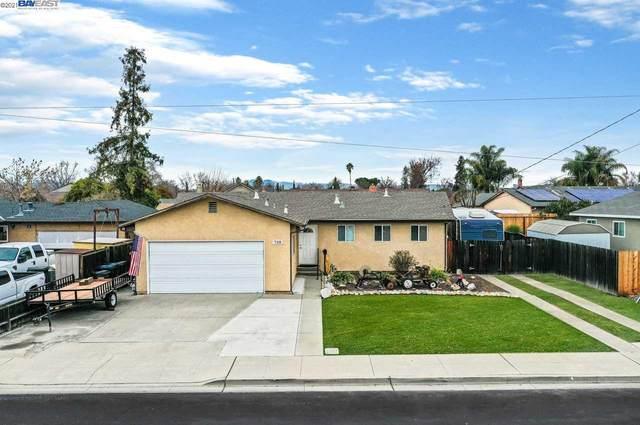 732 Laurel Dr, Livermore, CA 94551 (#BE40934119) :: Schneider Estates