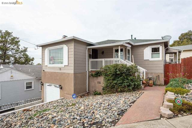 2941 Parker Ave, Oakland, CA 94605 (#EB40934140) :: The Sean Cooper Real Estate Group
