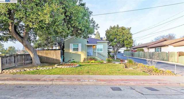 4358 James Ave, Castro Valley, CA 94546 (#BE40934178) :: The Kulda Real Estate Group