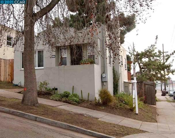 4501 Ellen, Oakland, CA 94601 (#CC40933433) :: Real Estate Experts