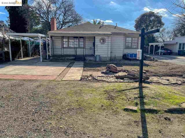 2918 Euclid Ave, Concord, CA 94519 (#EB40934188) :: The Sean Cooper Real Estate Group