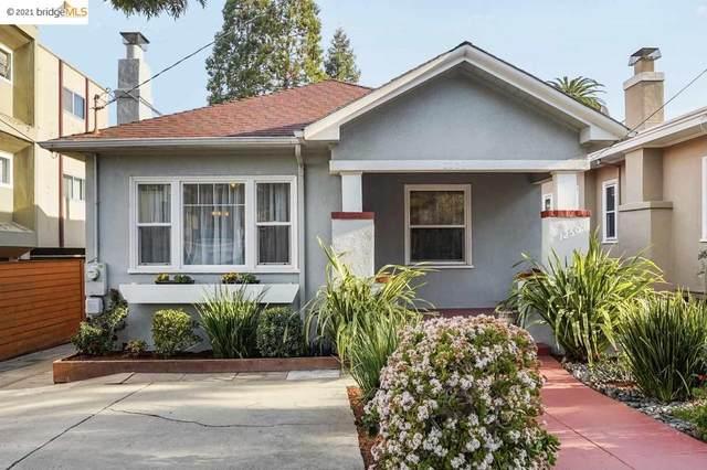 1250 E 34Th St, Oakland, CA 94610 (#EB40934195) :: Schneider Estates