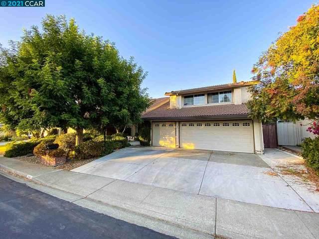 3382 Worth Court, Walnut Creek, CA 94598 (#CC40934216) :: Schneider Estates