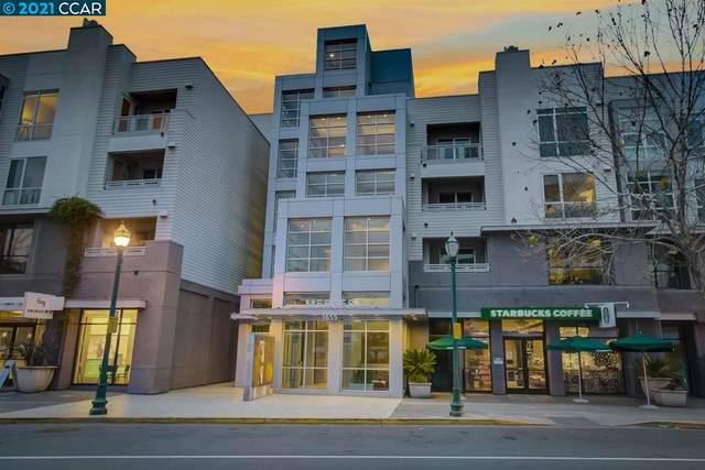 1655 N California Blvd. 437, Walnut Creek, CA 94596 (#CC40934223) :: The Sean Cooper Real Estate Group