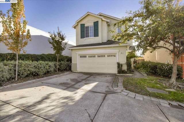 8 Egret Ct, Alameda, CA 94501 (#BE40934232) :: Schneider Estates