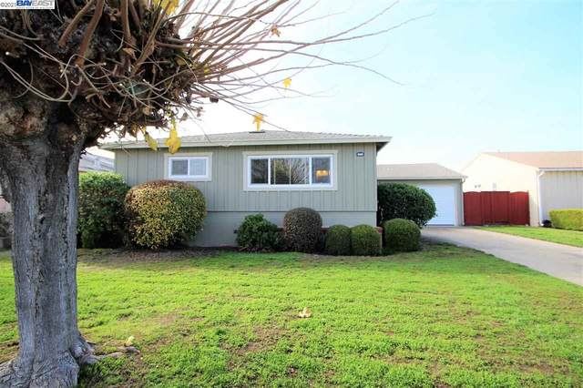 15773 Via Teresa, San Lorenzo, CA 94580 (#BE40934236) :: Schneider Estates