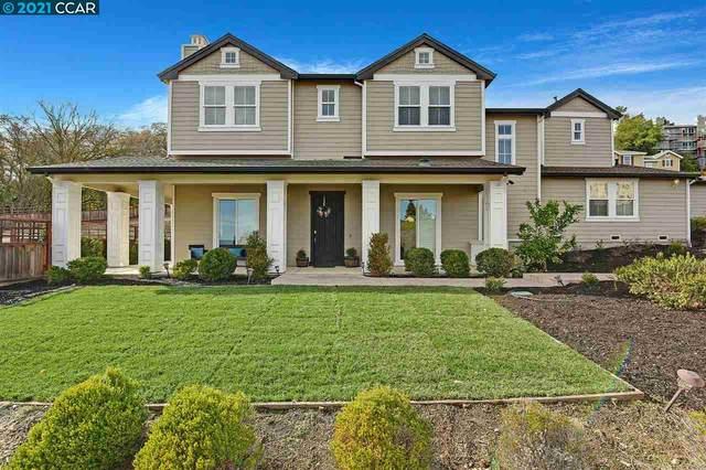 41 Morello Ct, Pleasant Hill, CA 94523 (#CC40934187) :: Schneider Estates