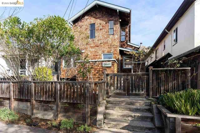 2641 Grant St, Berkeley, CA 94703 (#EB40934296) :: Intero Real Estate