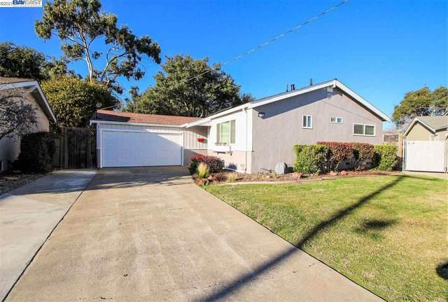 2115 Via Murietta, San Lorenzo, CA 94580 (#BE40934329) :: Schneider Estates