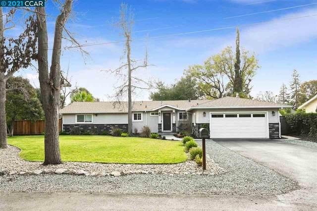 12 Quietwood Ln, Pleasant Hill, CA 94523 (#CC40934341) :: Schneider Estates