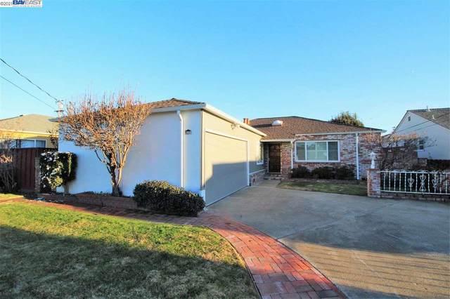 1504 Via Rancho, San Lorenzo, CA 94580 (#BE40934344) :: Schneider Estates