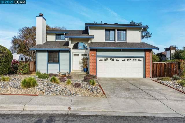 2571 Pine St, Martinez, CA 94553 (#CC40934354) :: Intero Real Estate