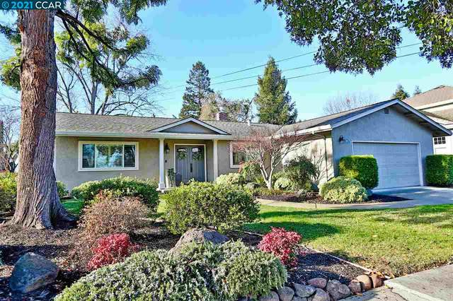 815 Bethany Ln, Concord, CA 94518 (#CC40934368) :: Real Estate Experts