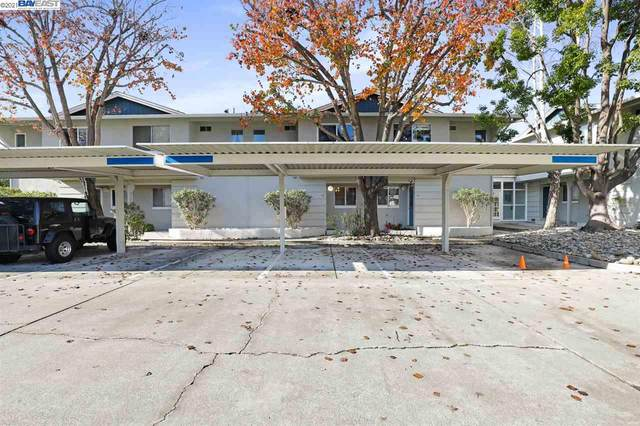20153 Forest Ave 12, Castro Valley, CA 94546 (#BE40934386) :: Intero Real Estate