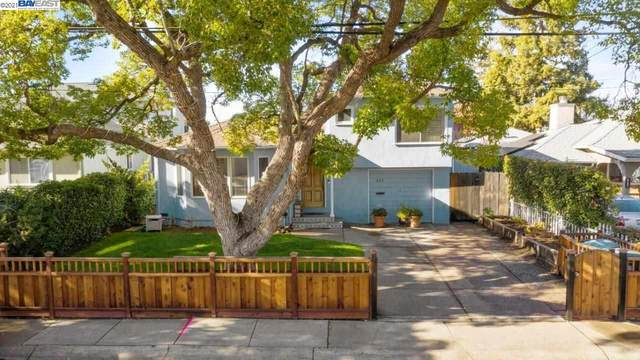 543 Flynn, Redwood City, CA 94063 (#BE40934391) :: The Sean Cooper Real Estate Group