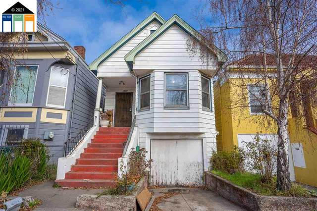 1624 15Th St, Oakland, CA 94607 (#MR40934399) :: Real Estate Experts
