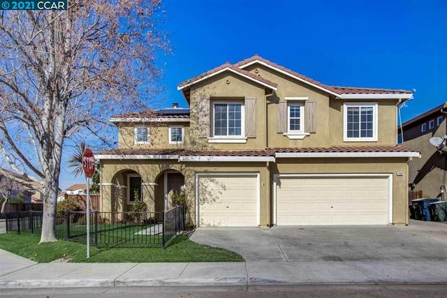 2203 Clemente Lane, Tracy, CA 95377 (#CC40934428) :: The Sean Cooper Real Estate Group