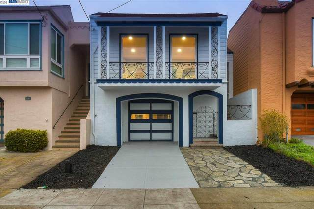 1550 30Th Ave, San Francisco, CA 94122 (#BE40934427) :: RE/MAX Gold