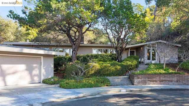 47 Truitt Lane, Oakland, CA 94618 (#EB40934437) :: The Kulda Real Estate Group