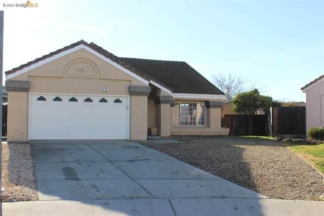 44 Stony Hill Ct, Oakley, CA 94561 (#EB40934439) :: Intero Real Estate