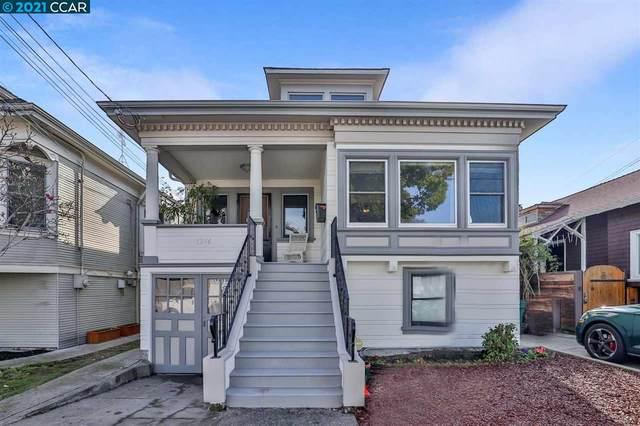 1216 Santa Clara Ave, Alameda, CA 94501 (#CC40934448) :: Strock Real Estate