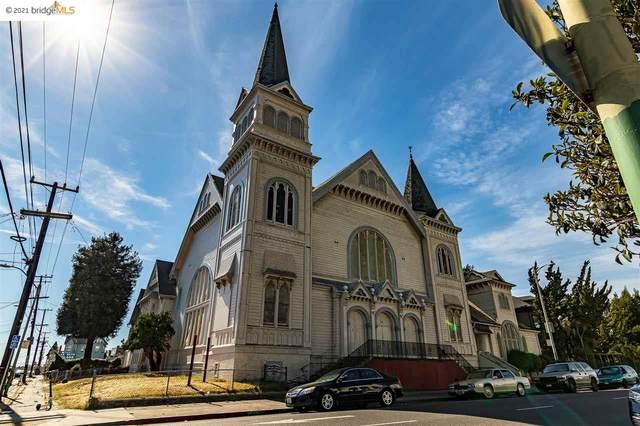 , Oakland, CA 94606 (#MR40934450) :: Schneider Estates