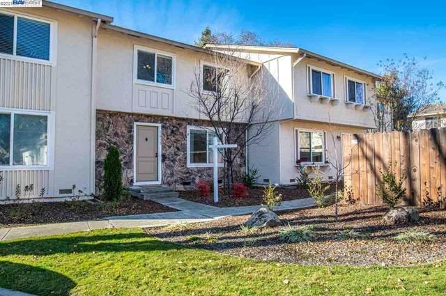 3683 Woodbine Way, Pleasanton, CA 94588 (#BE40934461) :: Intero Real Estate