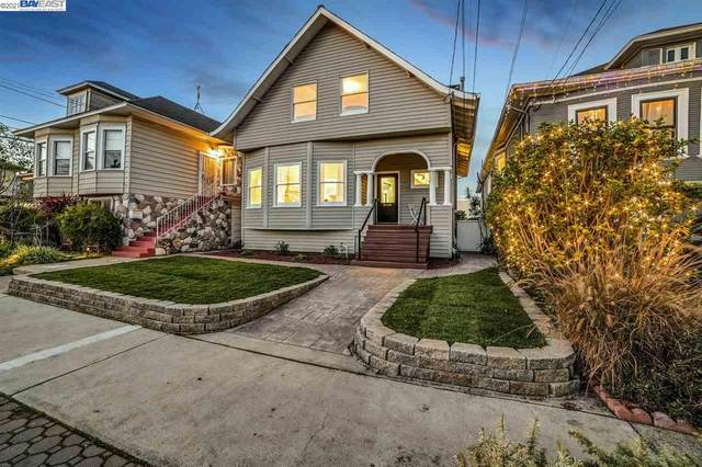 803 Haight Ave, Alameda, CA 94501 (#BE40934240) :: Schneider Estates