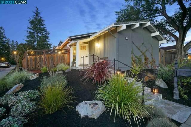 701 Ynez Circle, Danville, CA 94526 (#CC40934467) :: Intero Real Estate