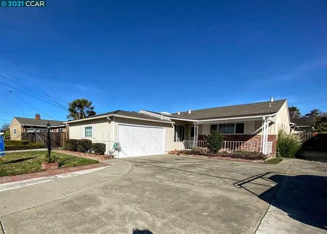 15730 Via Seco, San Lorenzo, CA 94580 (#CC40934473) :: Schneider Estates