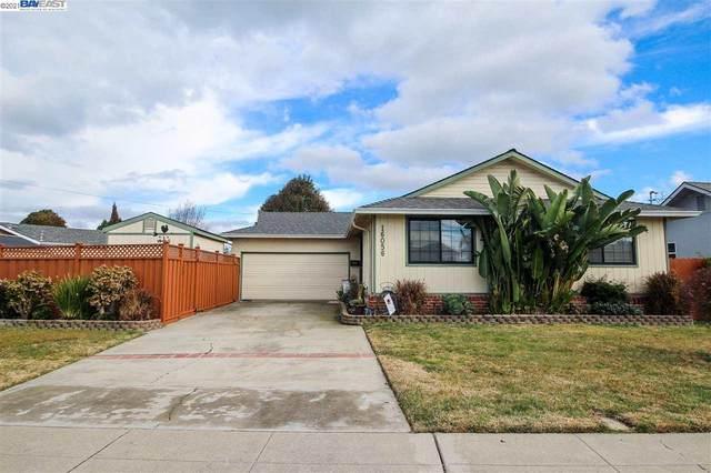 16056 Via Catherine, San Lorenzo, CA 94580 (#BE40934485) :: Schneider Estates