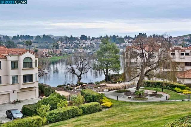 41 Eagle Lake Ct 21, San Ramon, CA 94582 (#CC40934511) :: Schneider Estates