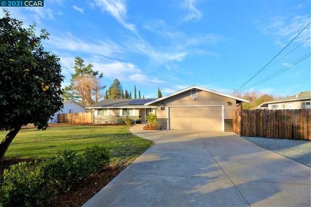 3891 Walnut Avenue, Concord, CA 94519 (#CC40934504) :: Real Estate Experts