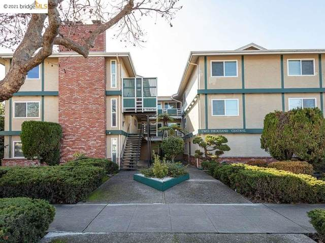 2000 Central Avenue L, Alameda, CA 94501 (#EB40934065) :: Schneider Estates