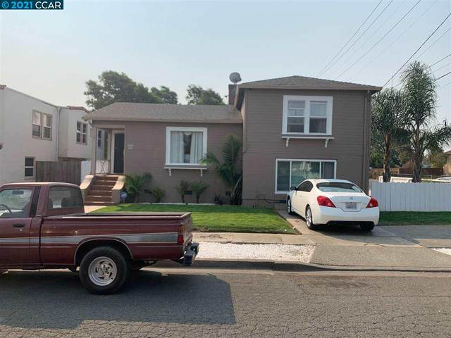 1303 Ryder St, Vallejo, CA 94590 (#CC40934515) :: Live Play Silicon Valley