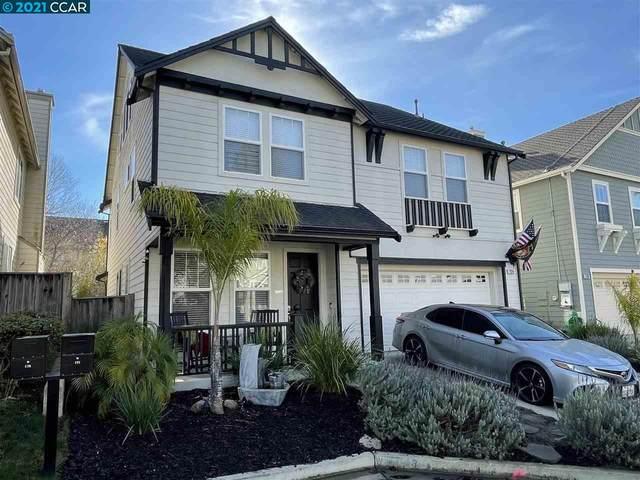 124 Camden Ln, Hercules, CA 94547 (#CC40934531) :: Schneider Estates