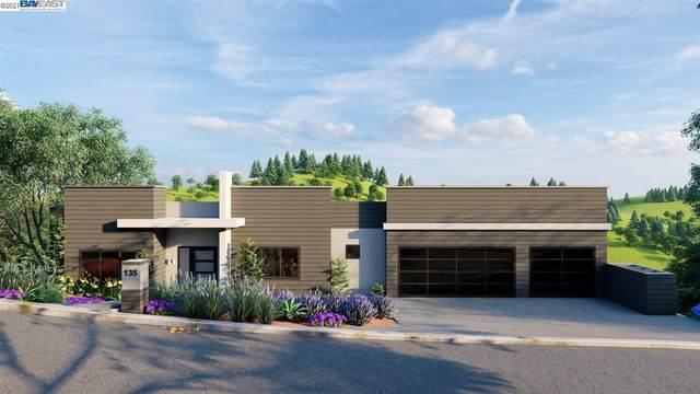 135 Chanticleer Ln, Alamo, CA 94507 (#BE40934529) :: Schneider Estates