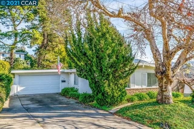610 Pebble Dr, El Sobrante, CA 94803 (#CC40934549) :: Intero Real Estate