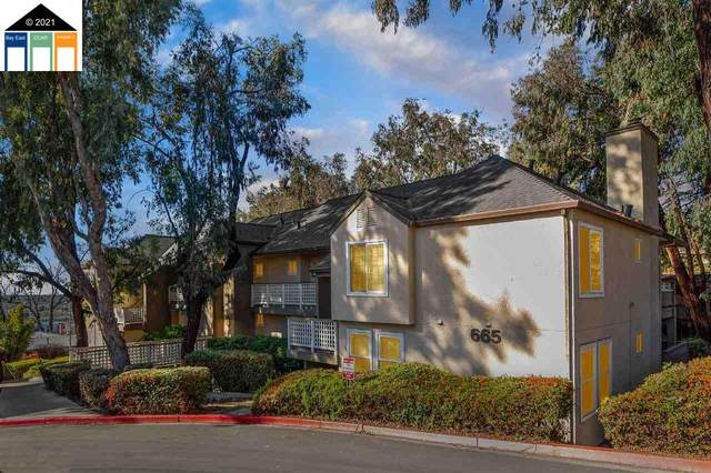 665 Dartmore Ln 356, Hayward, CA 94544 (#MR40934574) :: Real Estate Experts