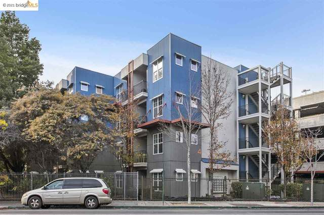 1121 40Th St 4208, Emeryville, CA 94608 (#EB40934582) :: Real Estate Experts