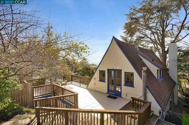 639 Cragmont, Berkeley, CA 94708 (#CC40933832) :: The Sean Cooper Real Estate Group