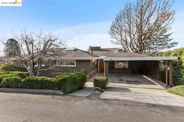 20 Highgate Rd, Kensington, CA 94707 (#EB40934520) :: Olga Golovko