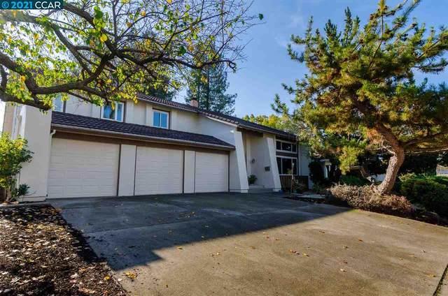 3301 Arbolado Dr, Walnut Creek, CA 94598 (#CC40934654) :: The Goss Real Estate Group, Keller Williams Bay Area Estates