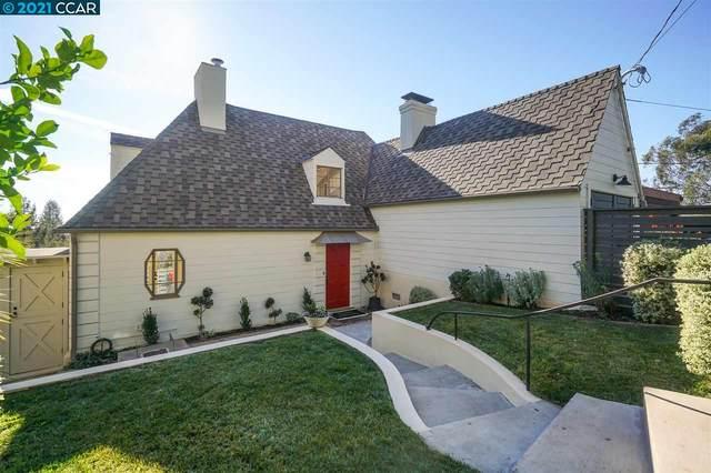 1144 Keith Avenue, Berkeley, CA 94708 (#CC40934665) :: The Sean Cooper Real Estate Group