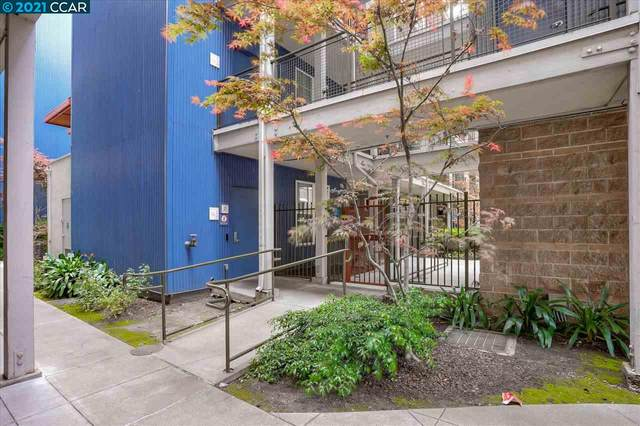 1121 40Th St 2407, Emeryville, CA 94608 (#CC40934667) :: Robert Balina | Synergize Realty